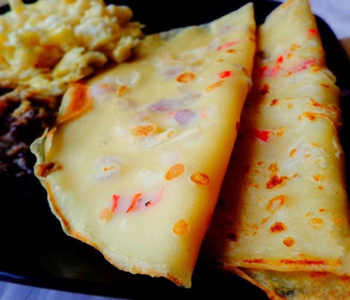 Spicy Pancake