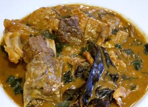 Nsala Soup (White Soup)